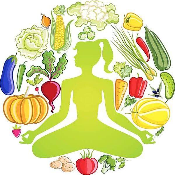 yoga e alimentazione
