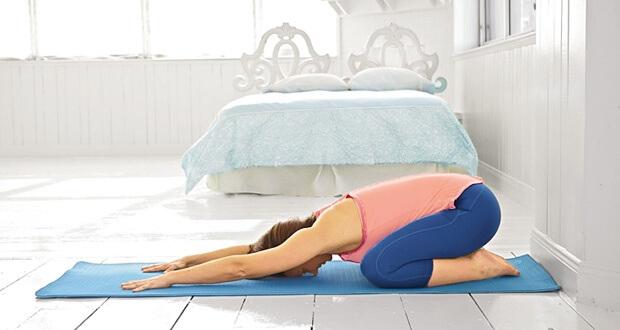 esercizi per perdere peso prima di dormire