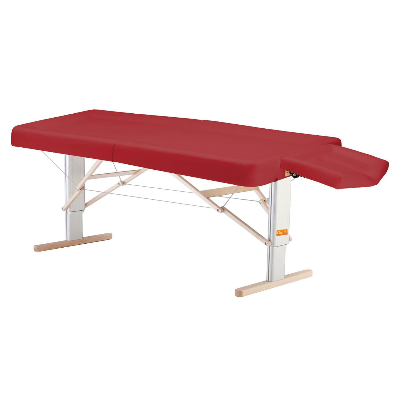 Lettino Per Massaggio Ayurvedico.Lettino Da Massaggio Ayurvedico Portatile Con Regolazione Elettrica