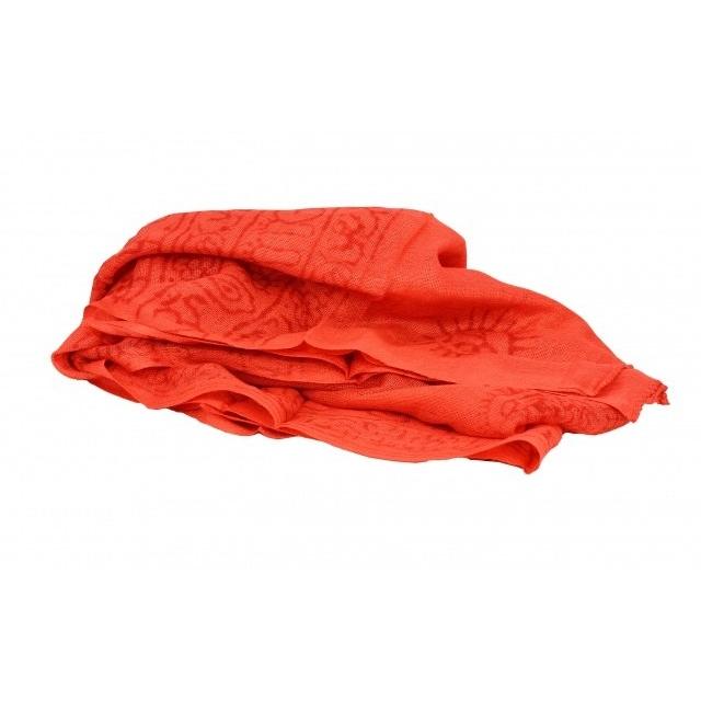 taglia 40 70e06 72abe Sciarpa Rossa con Mantra