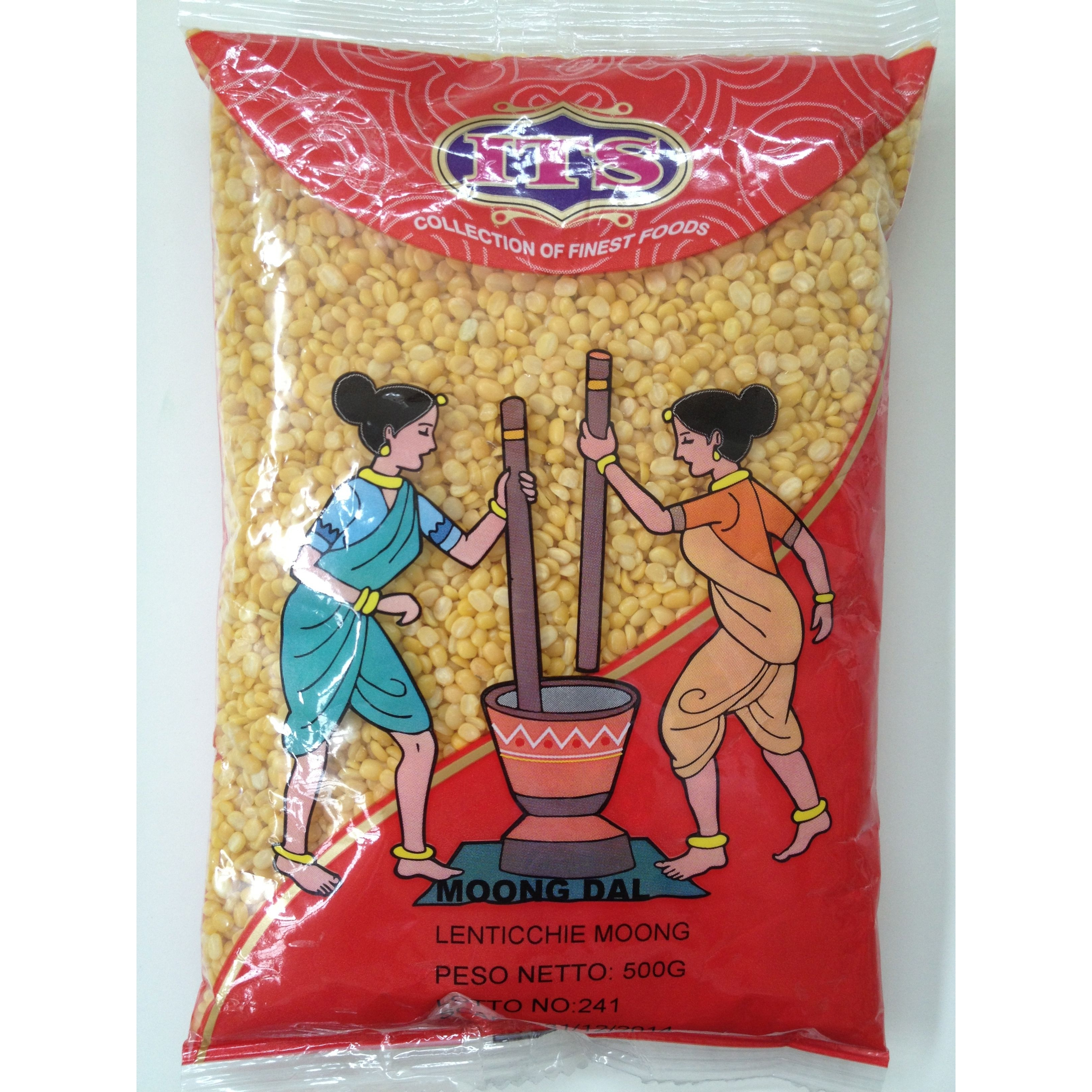 lenticchie rosse moong dal indiane   cucina indiana - Cuscino Con Lenticchie