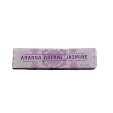 incenso Ananda Gelsomino