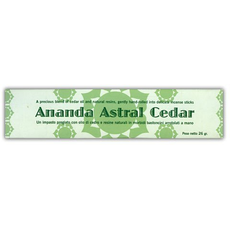 Incenso Ananda Cedro