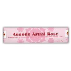 Incenso Ananda Rosa Astrale