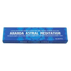 incenso ananda meditazione astrale
