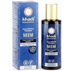 Shampoo ayurvedico antiforfora al Neem - 210 ml