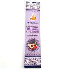 incenso ayurvedico masala relaxation