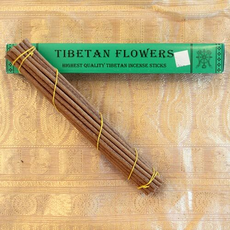 Incenso tibetano flowers