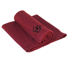 coperta yoga bordeaux