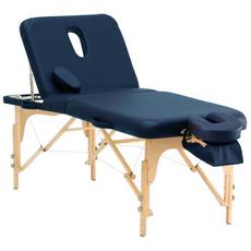 lettino massaggio blu taoline