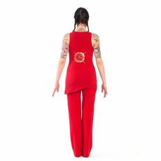 pantayoga rosso chakra