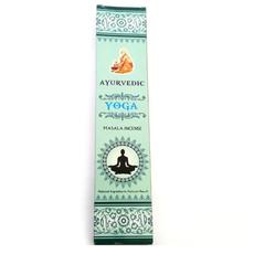 incenso ayurvedico masala yoga