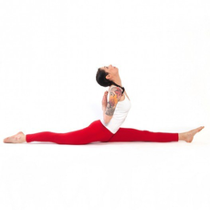 legging yoga lungo chakra