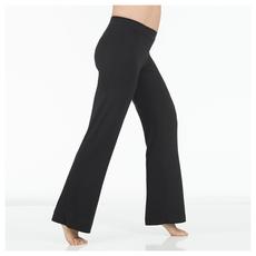 pantalone yoga donna nero