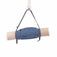 porta tappetino yoga blu1