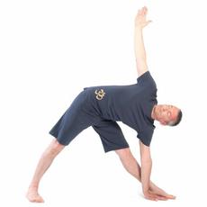 t-shirt yoga per uomo